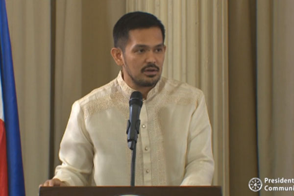 PACC Commissioner Greco Belgica / PCOO