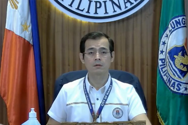 Manila Mayor Francisco