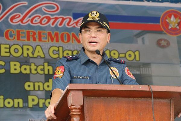 Lt. Gen. Guillermo Eleazar