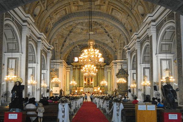 San Agustin Church in Manila City / Airpaz Blog
