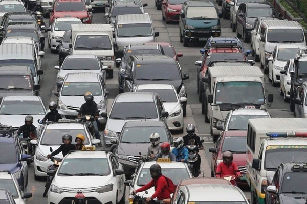 South Luzon Expressway gridlock