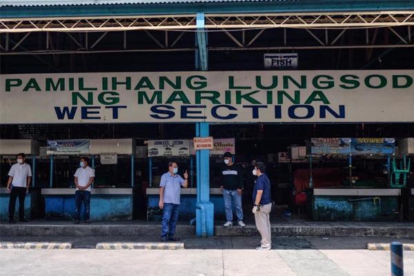 Photo courtesy of: PIO Marikina