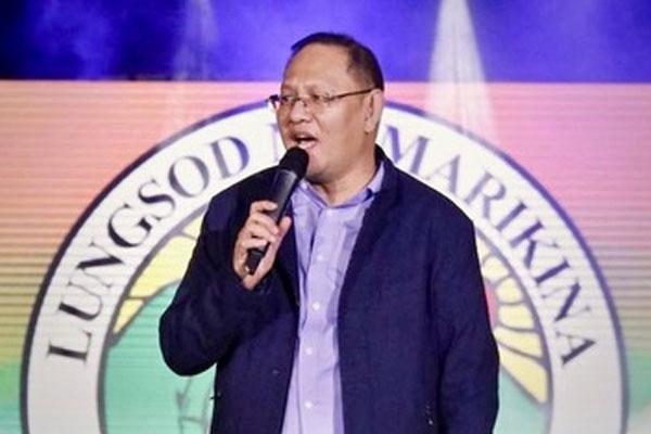 Marikina City Mayor Marcelino Teodoro / Marikina PIO