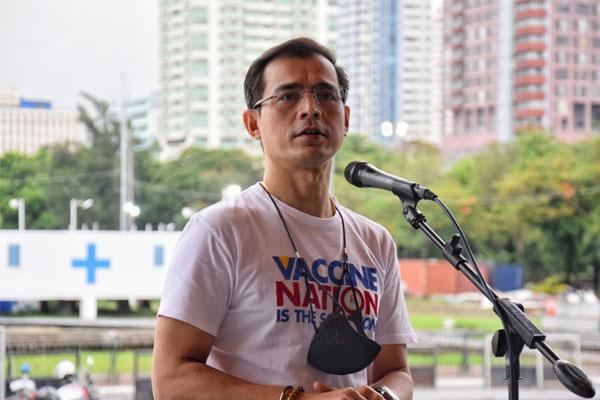 Manila City Mayor Isko Moreno