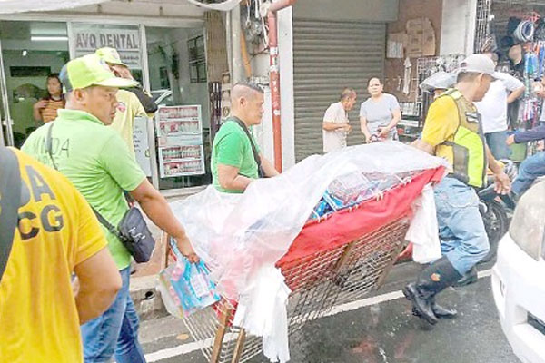 pateros cleanup
