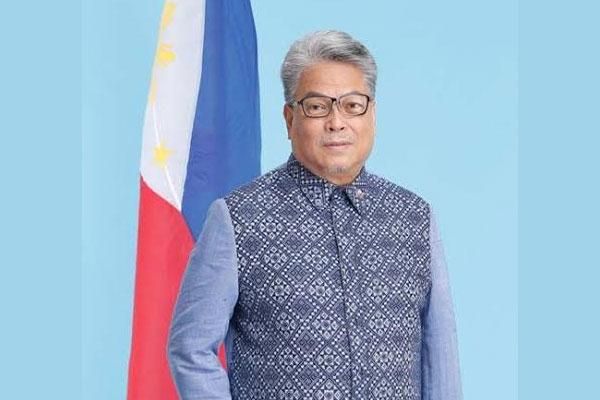 Deputy Speaker and Ilocos Sur Rep. Deogracias Victor Savellano