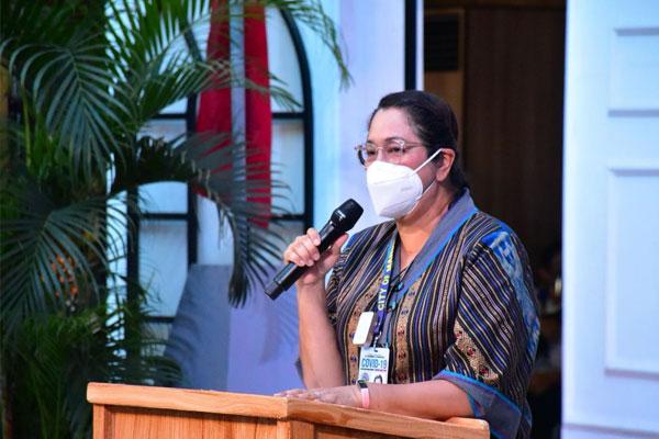 Mandaluyong City Mayor Carmelita Abalos / Mandaluyong PIO