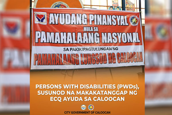 Photo courtesy of: Mayor Oca Malapitan Facebook Page