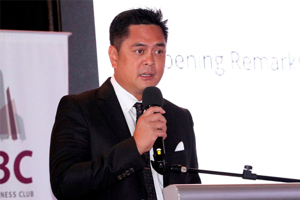 Presidential Communications Operations Office (PCOO) Secretary Martin Andanar