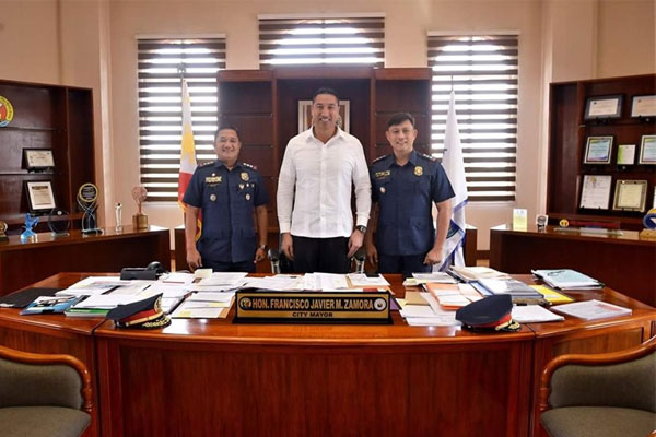 New San Juan City Police