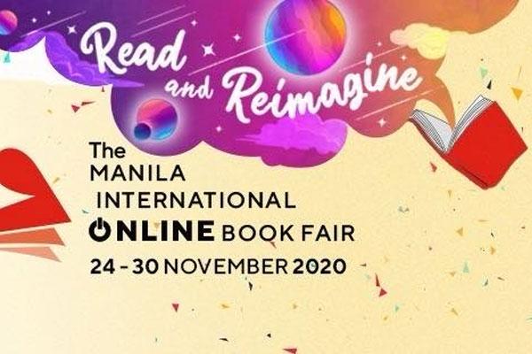 Photo Courtesy of Manila International Book Fair Facebook Page