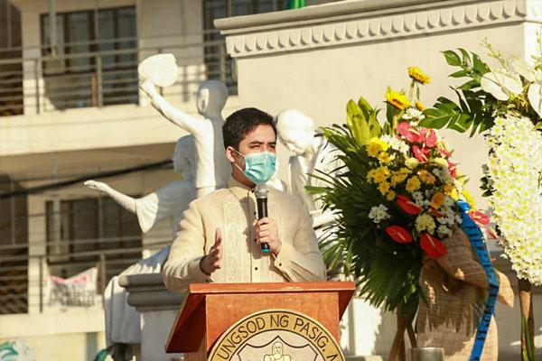 Pasig Mayor Vico Sotto / Facebook