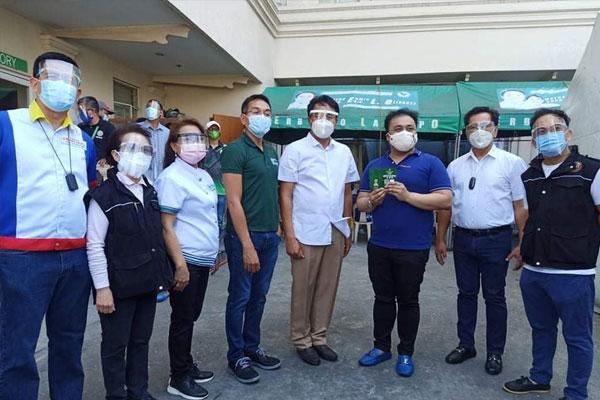 Photo courtesy of: Mayor Edwin Olivarez Facebook Page