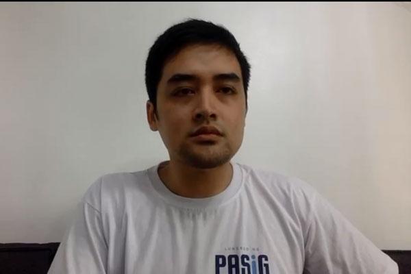 Pasig City Mayor Vico Sotto / Screengrabbed