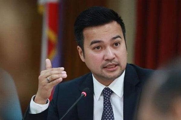 House Speaker Lord Allan Velasco / PCOO