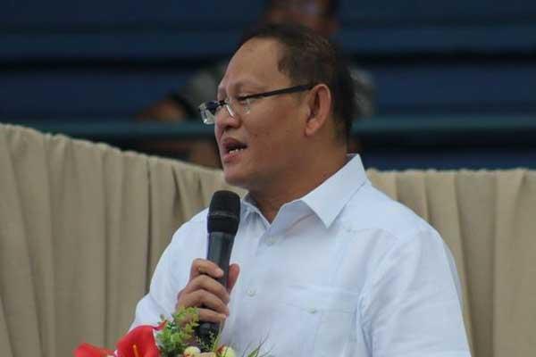 Marikina Mayor Marcelino %u201CMarcy%u201D Teodoro