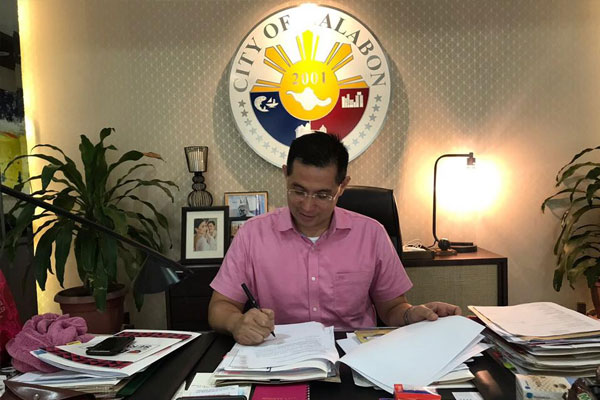 Mayor Oreta approved additional monthly allowance to barangay health workers