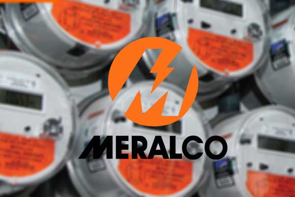 Meralco electric meters