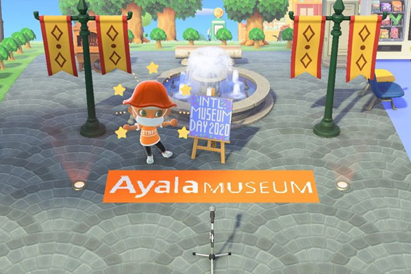 Animal Crossing Exhibit / Photo Courtesy of Ayala Museum Facebook Page