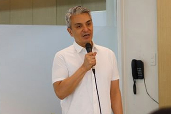 Navotas Mayor Toby Tiangco