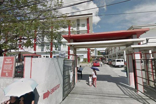 Taguig-Pateros District Hospital / Google Maps