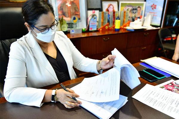 Mandaluyong City Mayor Menchie Abalos / PIO Mandaluyong