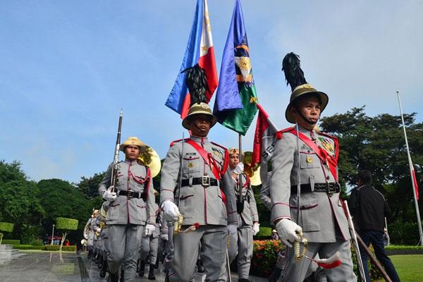Taguig Celebrates National Heroes Day 2019 / Taguig PIO