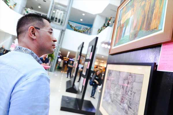 Charity Art Exhibit for a Cause