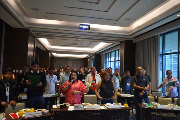 Executive and Legislative Agenda Workshop of Las Pinas / Las Pinas PIO