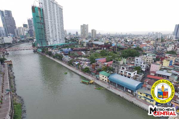 Pasig River Art to start by 2019