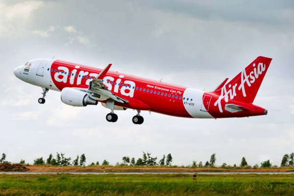 Photo Courtesy of Air Asia Website