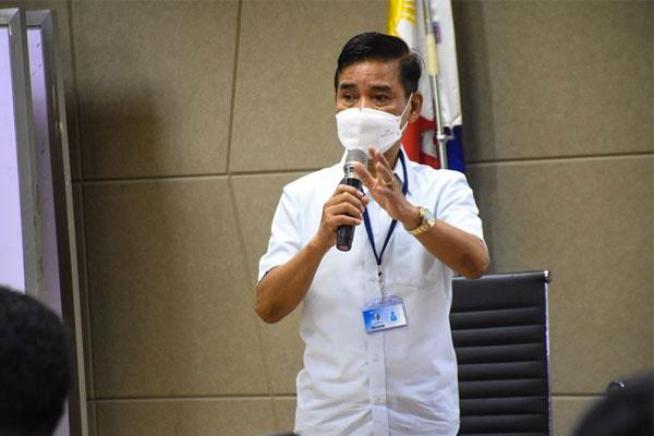 Muntinlupa City Mayor Jaime Fresnedi / Photo Courtesy of Muntinlupa PIO