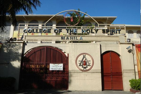 College of the Holy Spirit Manila
