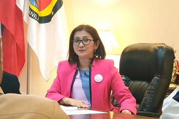 Pasay City Mayor Emi Calixto-Rubiano / Pasay PIO