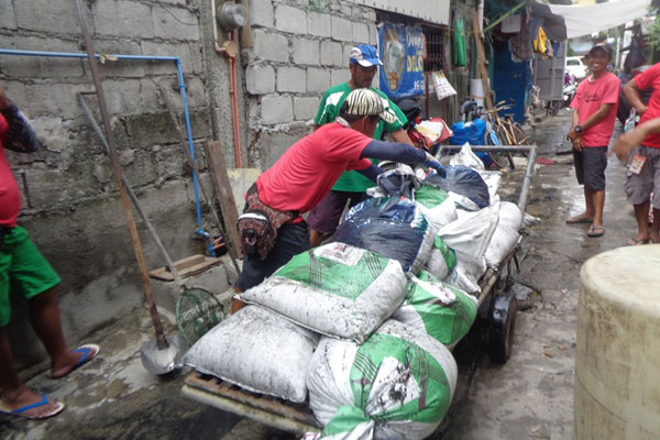 Photo Courtesy Navotas Mayor Toby Tiangco Facebook Page