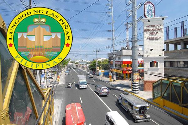 Zapote-Alabang Road