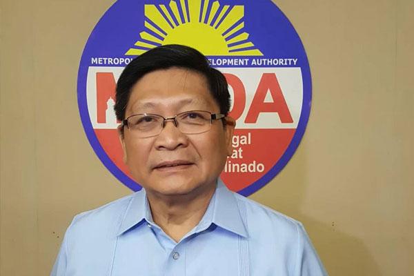 MMDA Chair Danilo Lim / PIA