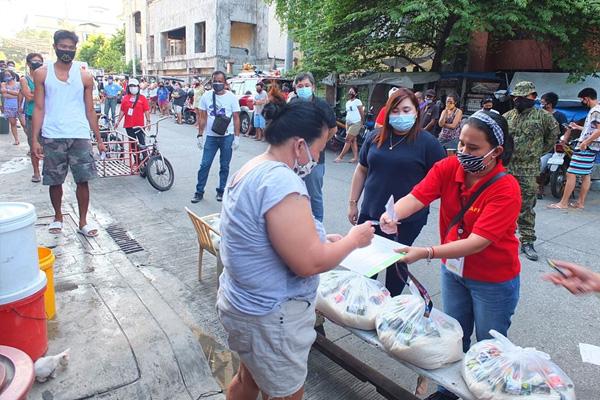 Photo courtesy of: Barangay Sto Domingo, Quezon City