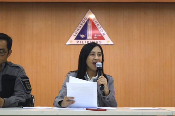 Quezon City Mayor Joy Belmonte / Facebook / MayorJoyBelmonte