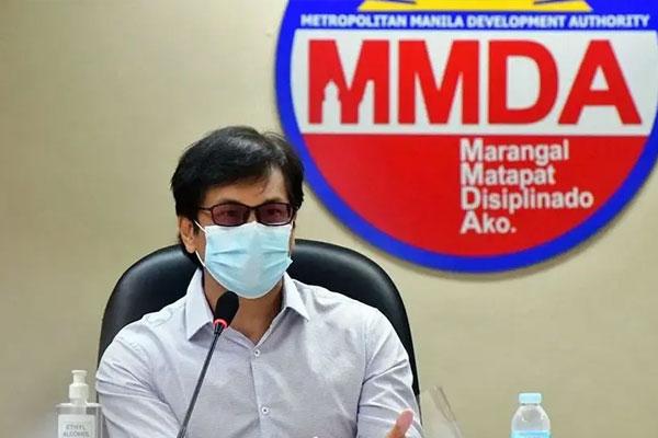 Metropolitan Manila Development Authority (MMDA) Chairman Benhur Abalos