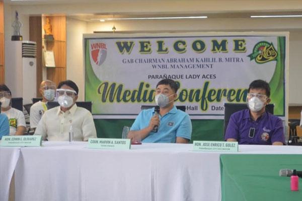 Photo courtesy of: NBL Pilipinas