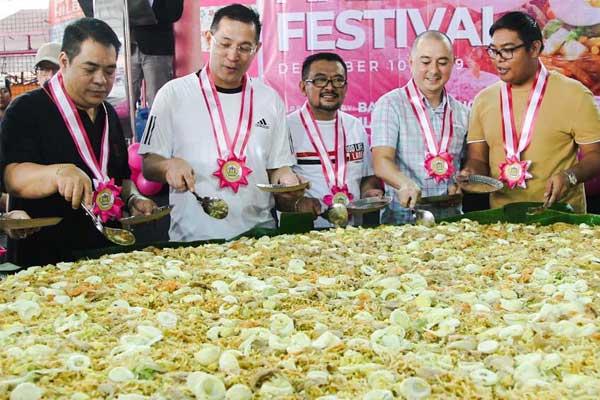 Pancit Malabon Festival
