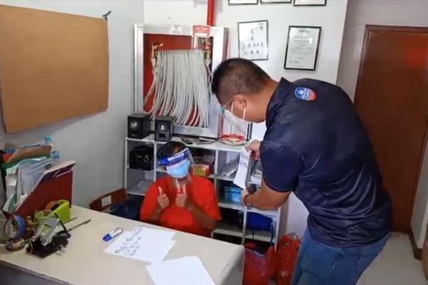 Photo Courtesy of San Juan City Mayor Francis Zamora