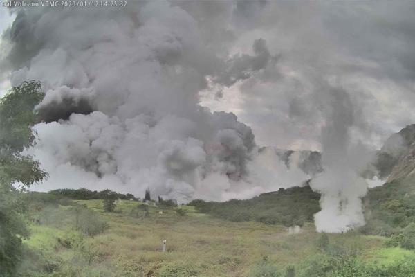Taal Volcano / Rappler