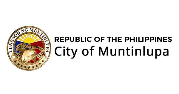 City of Muntinlupa Seal