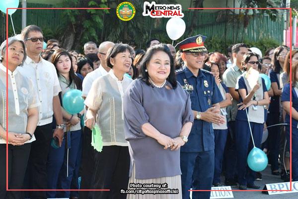 Las Piñas celebrates 22nd anniversary of cityhood