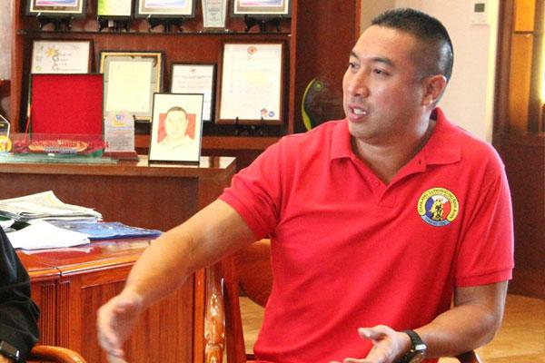 San Juan Mayor Francis Zamora / San Juan PIO