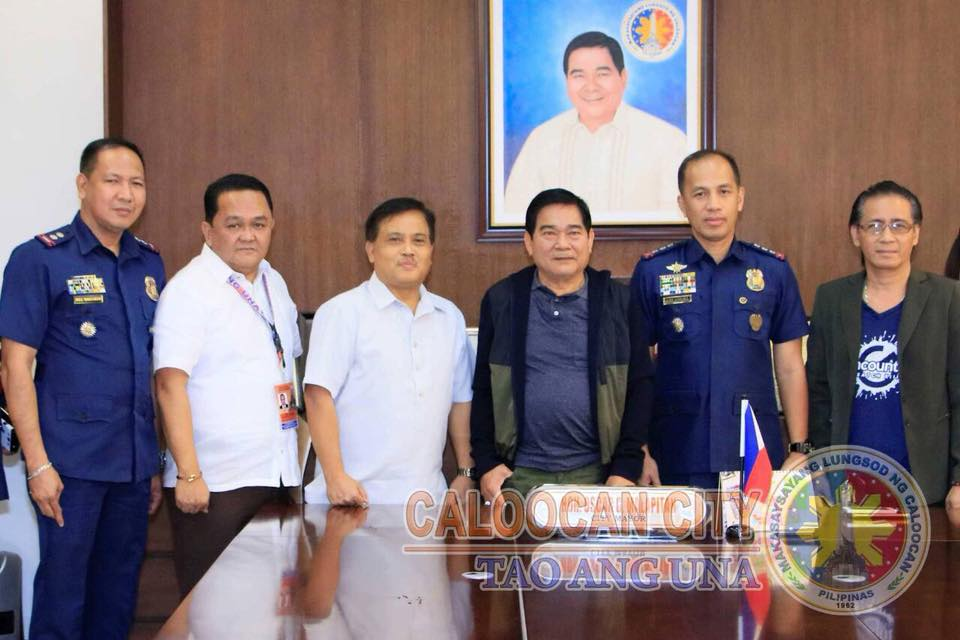 Caloocan City is PH%u2019s 8th lowest crime rate