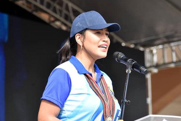 MMDA Spokesperson Celine Pialago / Facebook / mmdaspokesperson