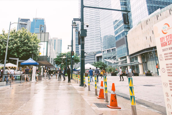 Photo Courtesy of Bonifacio High Street/ Facebook